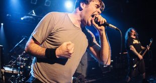 Napalm Death Performs in Concert in Barcelona