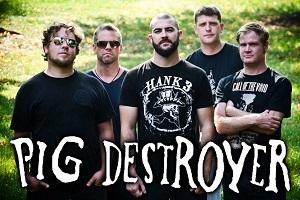 Pig Destroyer: Μπαίνουν στο Studio Για Να Ηχογραφήσουν το Νέο τους Album
