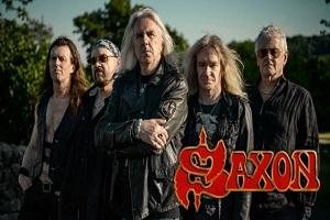 SAXON: Ολοκληρώνουν τη μίξη του άλμπουμ 'Thunderbolt'