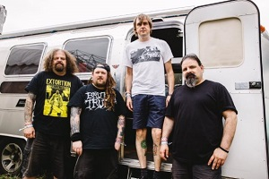NAPALM DEATH: Πρόκειται Να Κυκλοφορήσουν Τη Συλλογή Με Σπάνια Κομμάτια 'Coded Smears And More Uncommon Slurs'