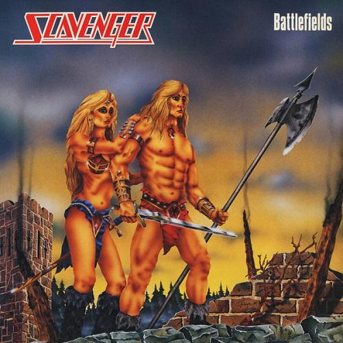 Scavenger (BEL) cover