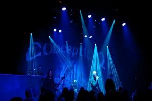 CONCEPTION Παρουσιάζουν Το Πρώτο Τους Comeback Concert Με Τον Πρώην Τραγουδιστή Των KAMELOT, ROY KHAN