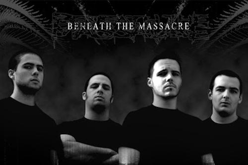 Beneath The Massacre New Video