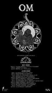 Om tour dates