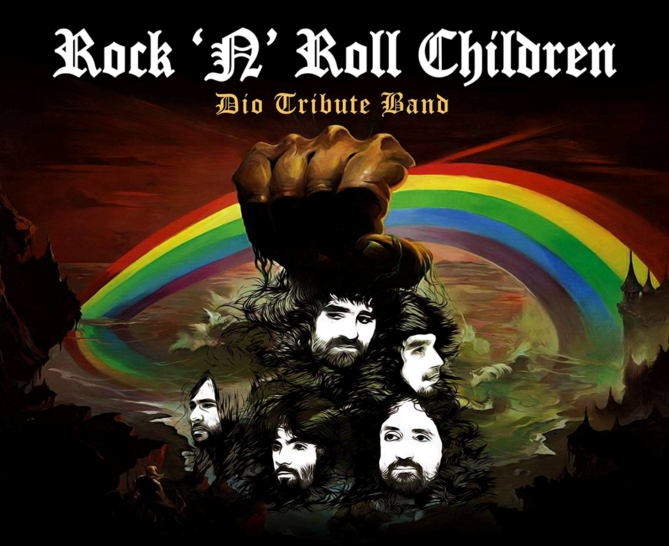 Dio Greek Tribute Band, Rock n Roll Children