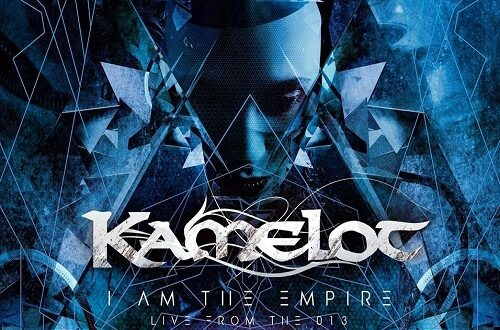 "KAMELOT – Θα κυκλοφορήσουν live δίσκο/DVD με τίτλο ""I Am The Empire Live From the 013"""