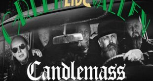 Candlemass Green Live Valley