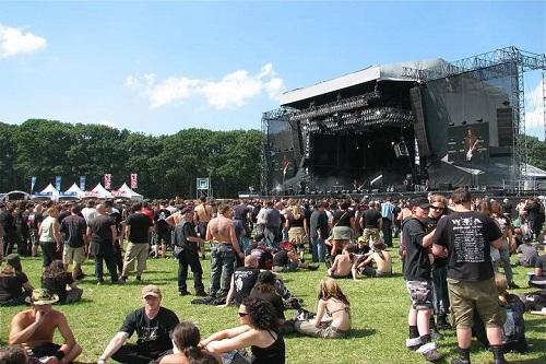 summer metal festival