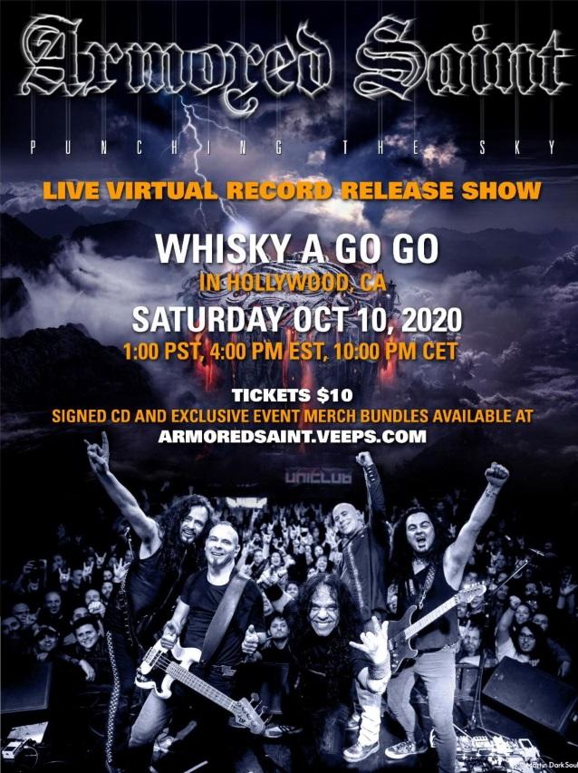 armored saint whisky 2020