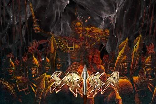 Sarissa Preparing for battle: The ancient land falls