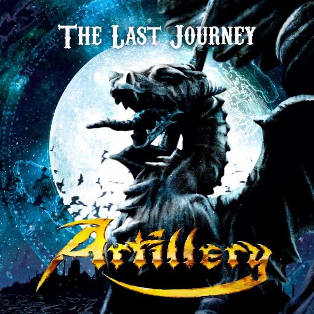 ARTILLERY the last jounrey
