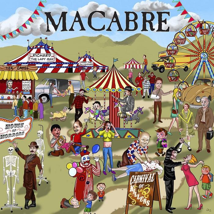 macabre carnival of killers
