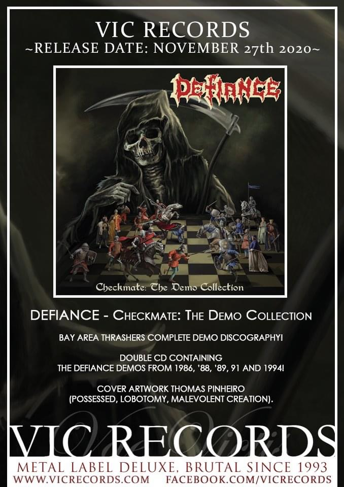 Defiance - Checkmate The Demo Collection