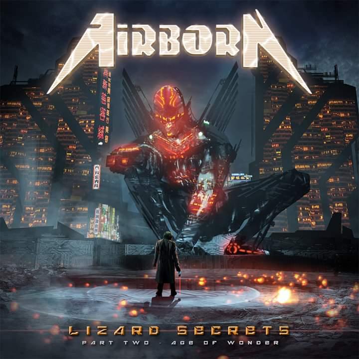 Airborn - Lizard Secrets - Part Two - Age of Wonder