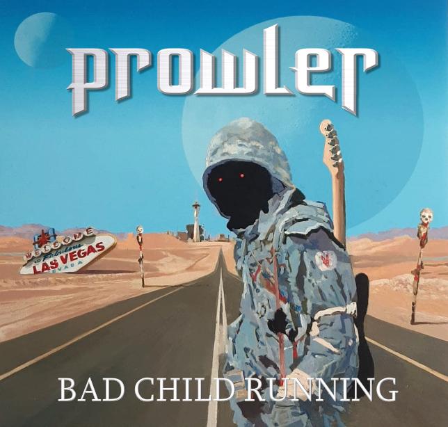 Prowler - bad child running