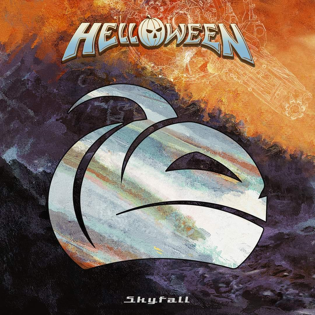 Helloween - Skyfall single