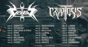 Vektor.Cryptosis.European Tour