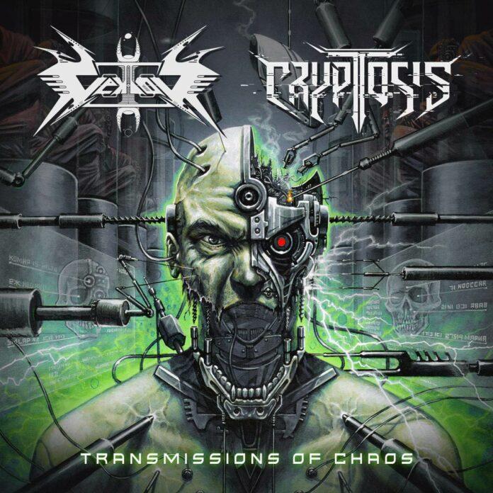 vektor cryptosis transmissions of chaos