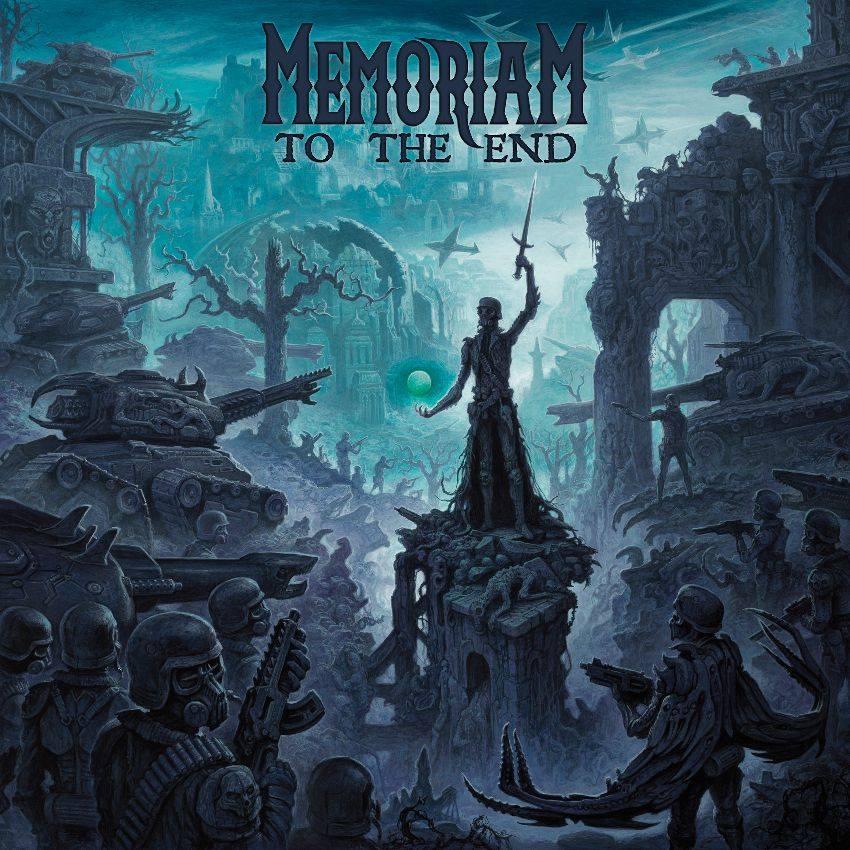 Μemoriam - To The End
