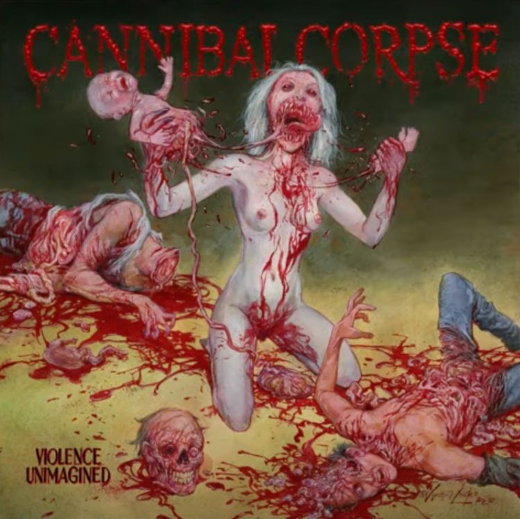 Cannibal Corpse Violence Unimagined
