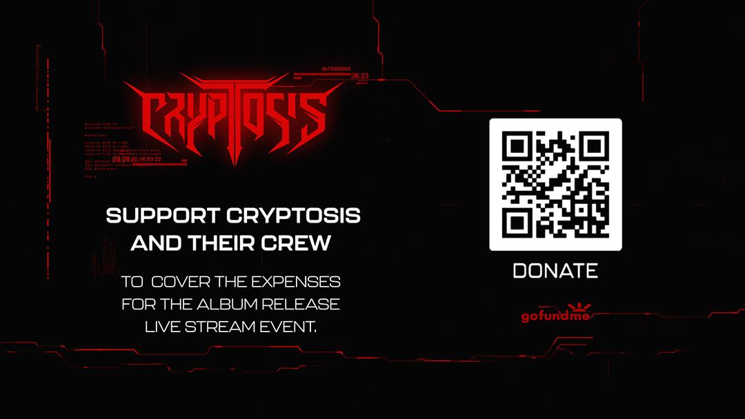 Cryptosis donate