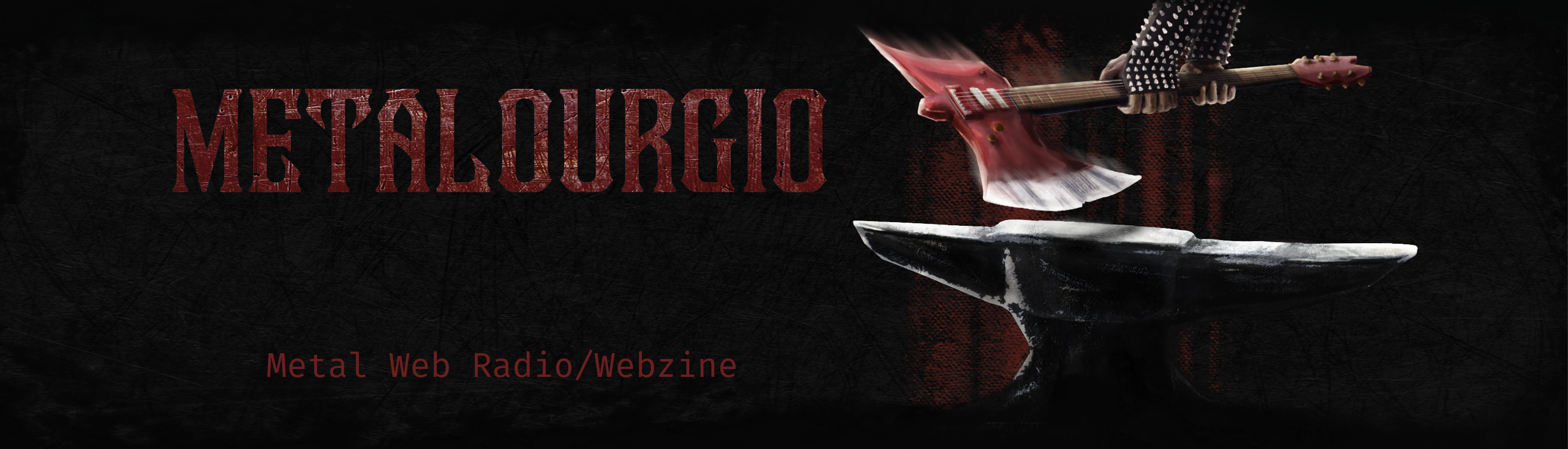METALOURGIO – Metal Web Radio/Webzine