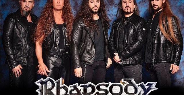 RHAPSODY OF FIRE – Θα κυκλοφορήσουν το νέο τους single `Terial The Hawk` στης 15 Οκτωβρίου