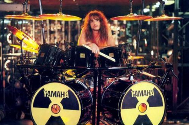Megadeth Nick Menza