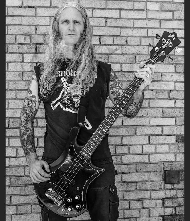 Greg Wilkinson basist Autopsy