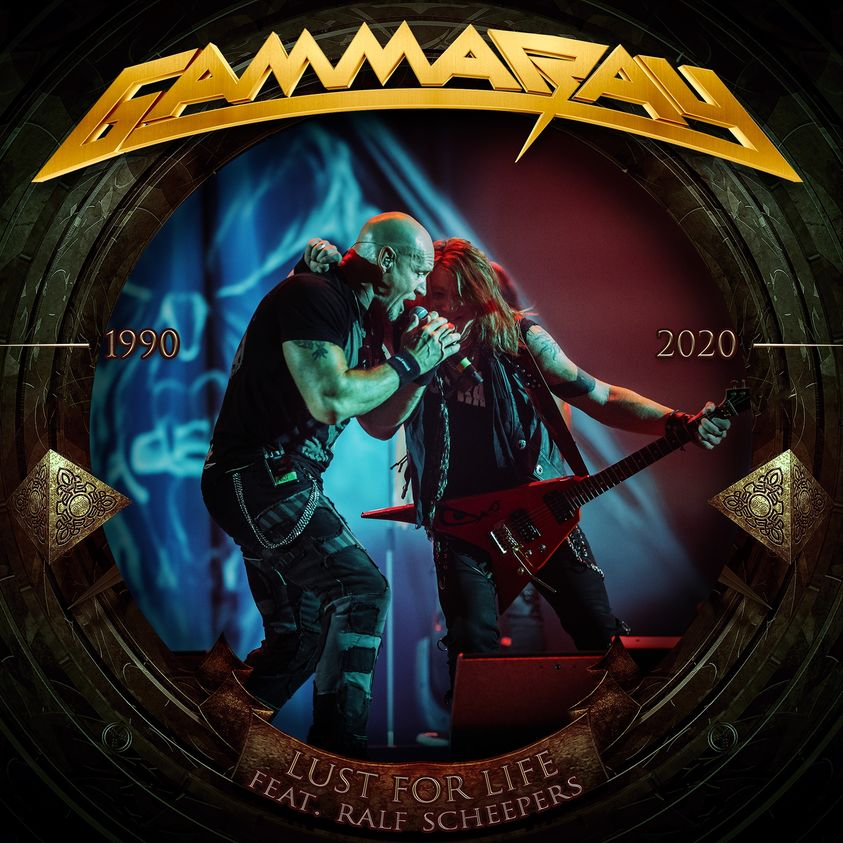 Gamma Ray - Lust For Life