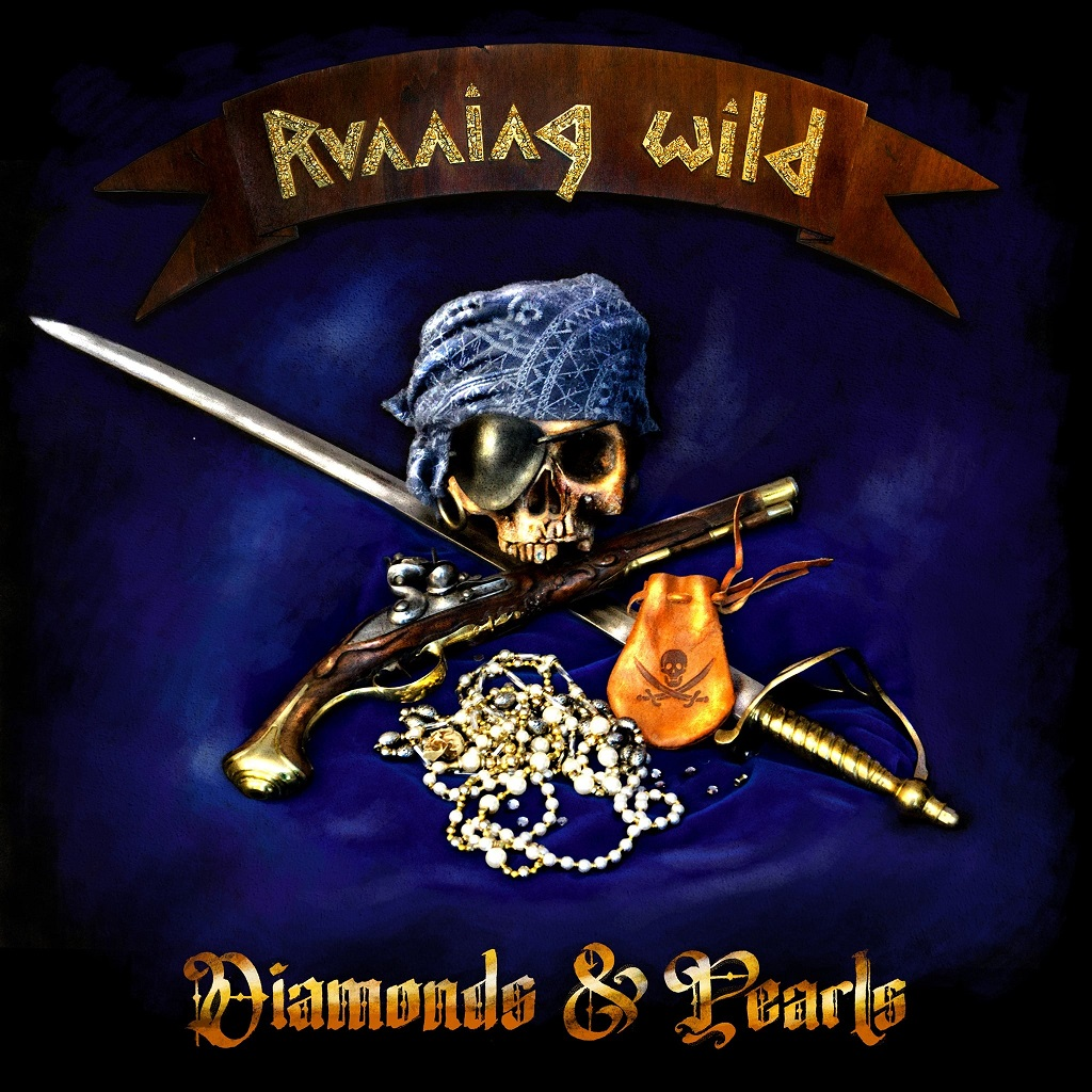 Running Wild - Single Diamonds & Pearls