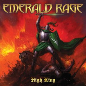 Emerald Rage - High King