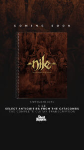 Nile - Tab Collection of Classic