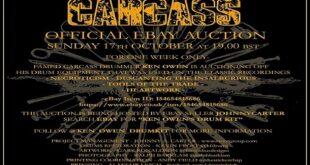 carcass ken owen auction